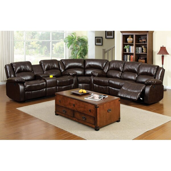 Liddington Transitional Reclining Sectional by Winston Porter