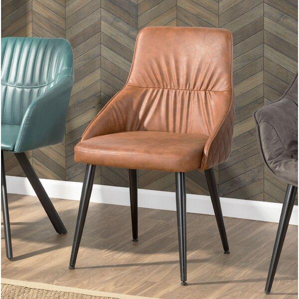 De Funiak Springs Upholstered Dining Chair (Set Of 2) By Brayden Studio