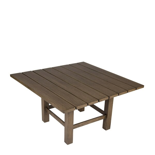 Augusta Woodlands Square Coffee Table by Woodard
