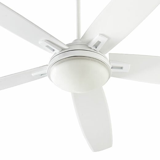 72 Vector 5-Blade Ceiling Fan by Quorum