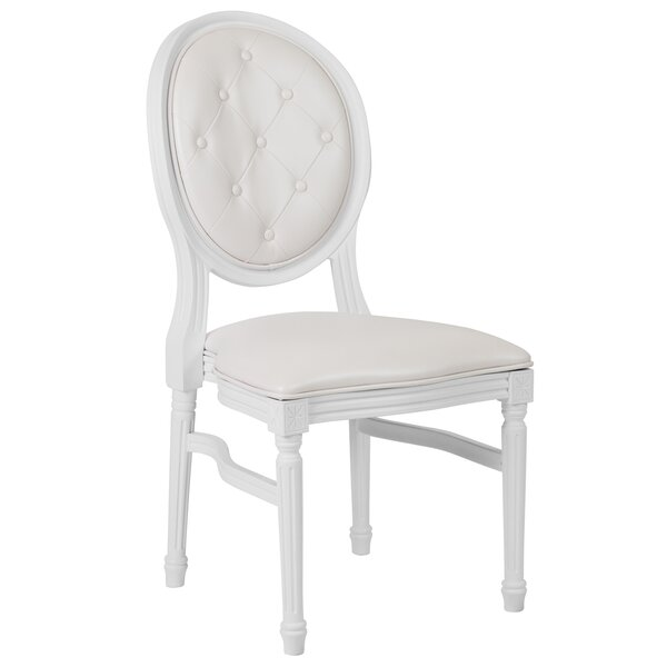 Komar Upholstered Dining Chair by House of Hampton