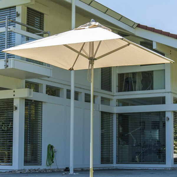 Santa Ana 6.5' Square Market Umbrella by Bambrella