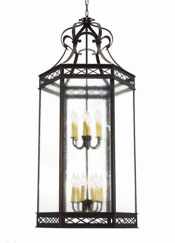 Estancia 12-Light Foyer Pendant