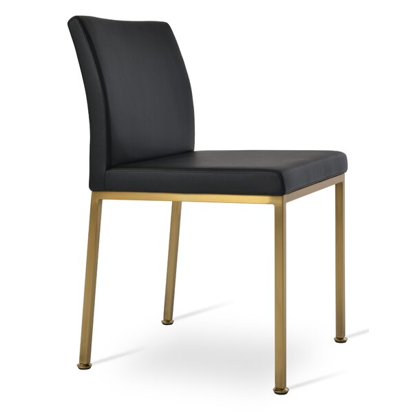 Upholstered Side Chair By SohoConcept