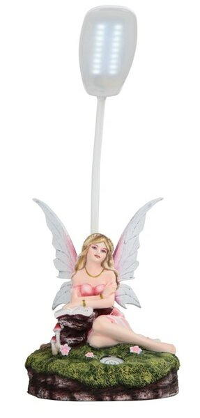 Fairy with Adjustable Settings Reading Night Light by Major-Q