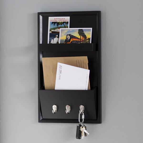 Albertina Letter Holder Wall Hook by Andover Mills
