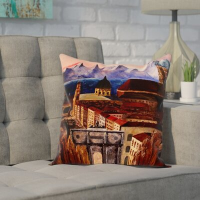 Brayden Studio Markus Bleichner Roselli Throw Pillow Cover Brayden Studio Size 18 H X 18 W X 2 D From Wayfair North America Daily Mail