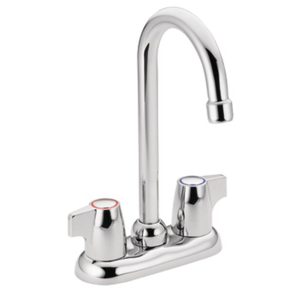 Chateau Two-Handle Bar Faucet by Moen