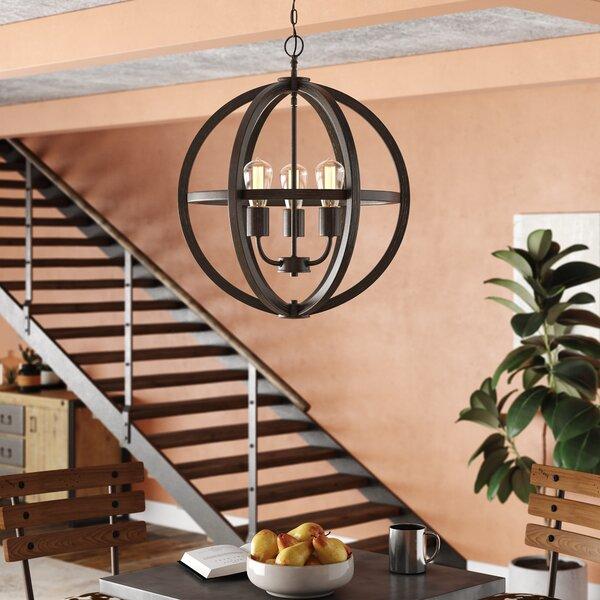 Irwin Globe Pendant by Trent Austin Design