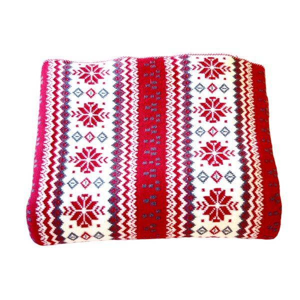 Nothing Like Christmas Throw Blanket by Debage Inc.