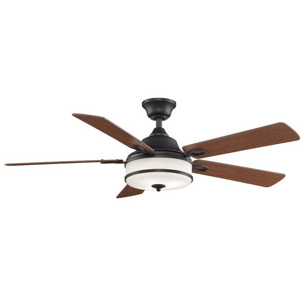 52 Stafford 5-Blade Ceiling Fan with Remote by Fanimation