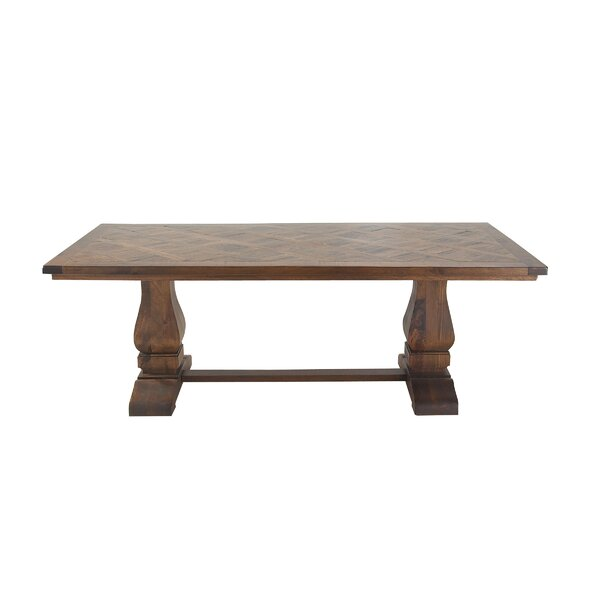 Grove Solid Wood Dining Table by Union Rustic