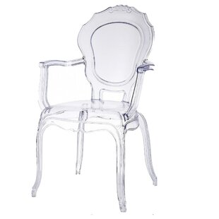 Marvelous Torrington Clear Dining Chair