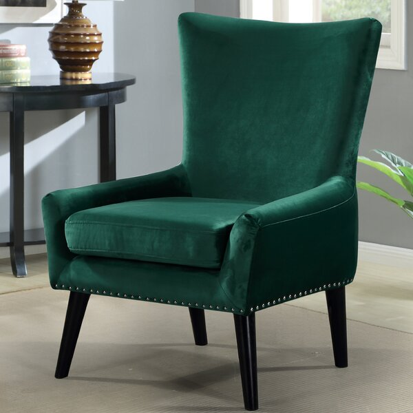 Fatima Armchair by Everly Quinn