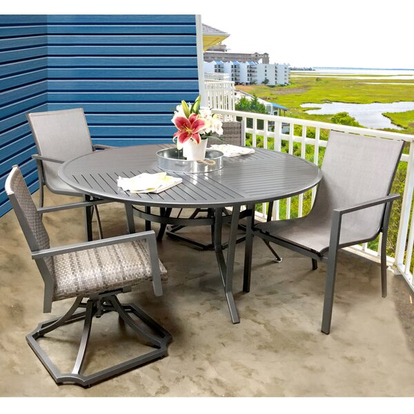 Inessa 4 Piece Dining Set by Ivy Bronx