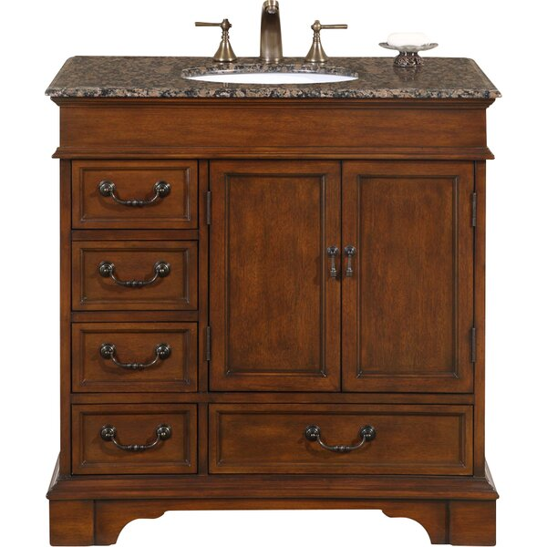 Eichler 36 Single Bathroom Vanity Set by Charlton Home