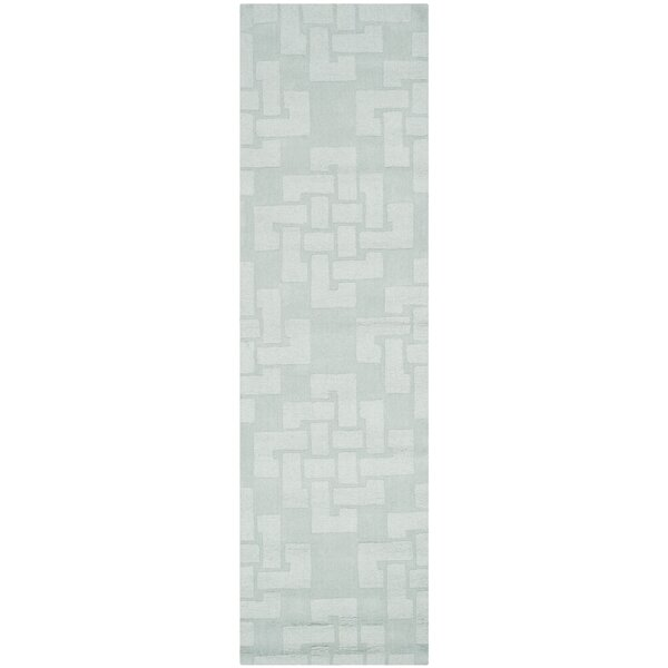 Knot Hand-Tufted Waterfall Area Rug by Martha Stewart Rugs