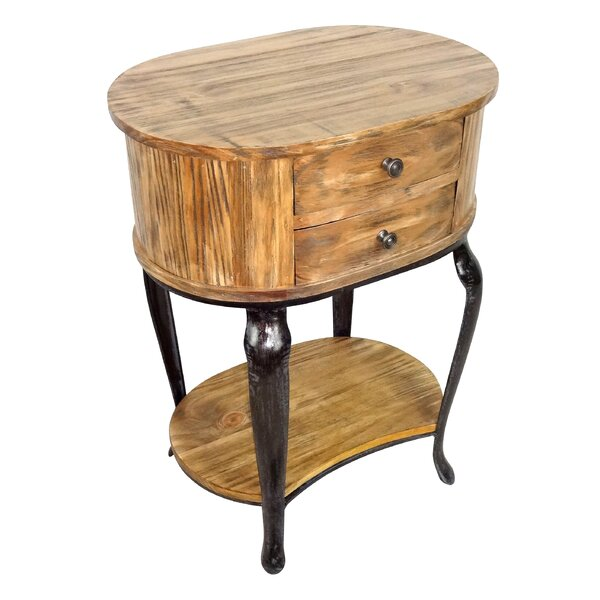 Asotin End Table By Alcott Hill
