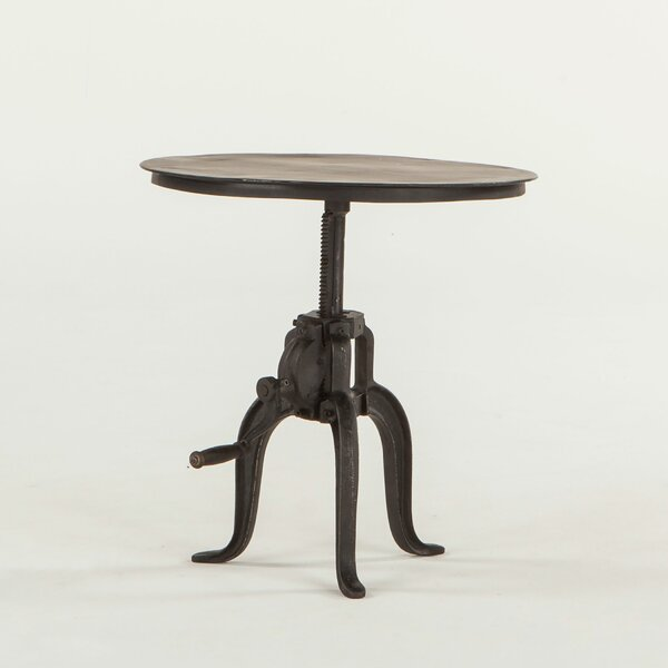 Hackett End Table by Williston Forge