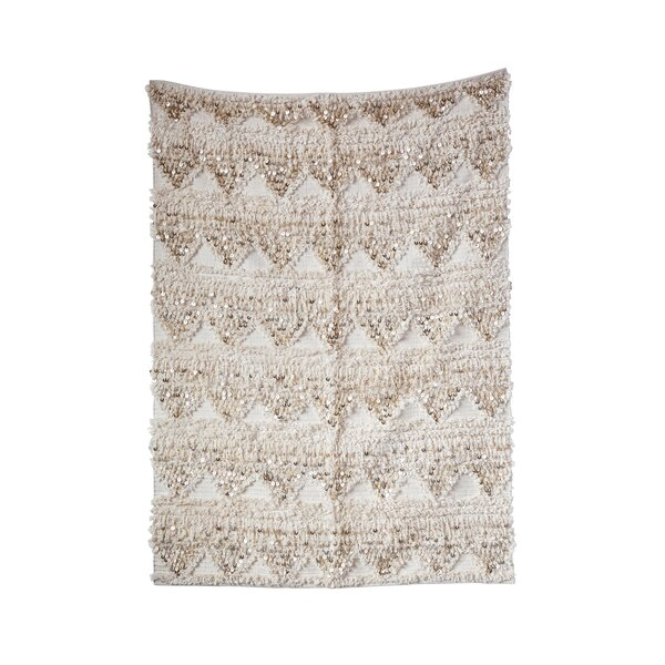Avedon Cotton Throw by Bungalow Rose