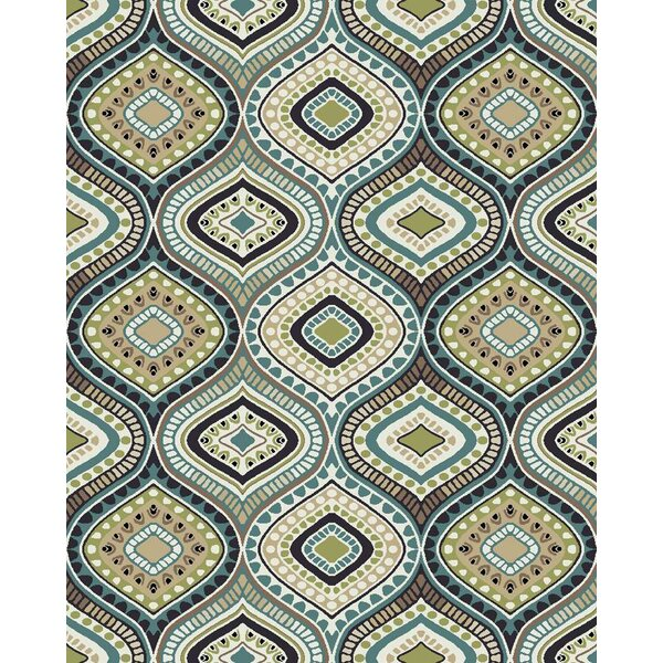 Oakwood Brown Area Rug by Rugs of Dalton
