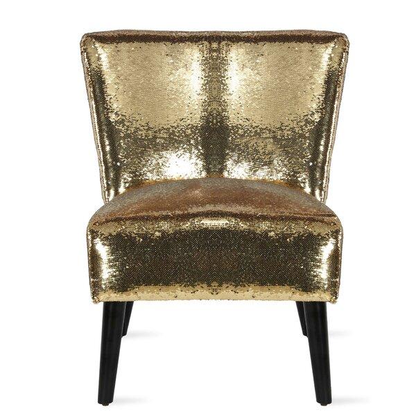 Mazzy Sequin Side Chair by Novogratz