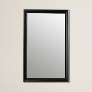 Darby Home Co Modern Rectangle Wall Mirror