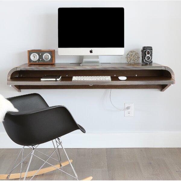 Minimal Floating Desk by Orange22Modern