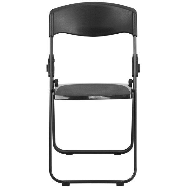 Laduke Heavy Duty Plastic Folding Chair by Symple Stuff