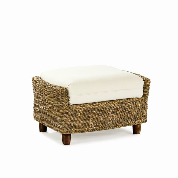 Tangiers Ottoman with Cushion by ElanaMar Designs