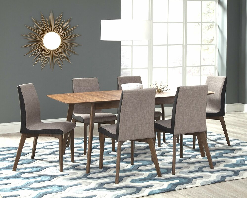 infini furnishings frederik ii  piece dining set  reviews  wayfair -   piece kitchen  dining room sets sku ifin defaultname