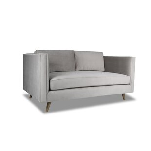 Mukatiwala Plush Deep Sofa Latitude Run