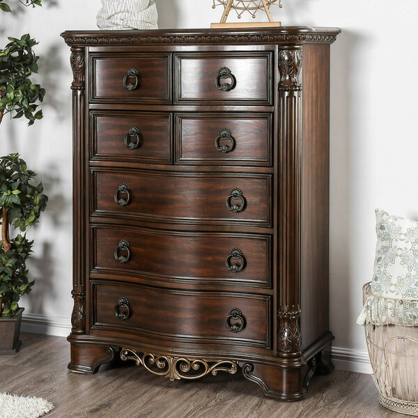 Lois 7 Drawer Chest by Astoria Grand