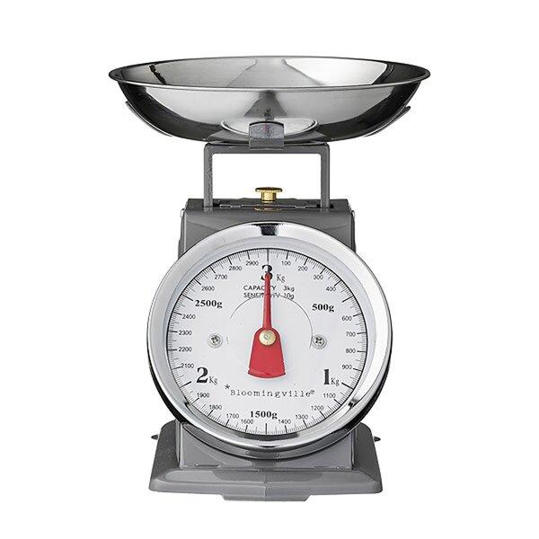 Baran Mechanic Metal Kitchen Scale by Mint Pantry