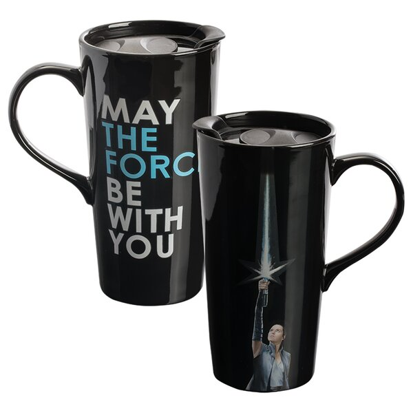 Star Wars the Last Jedi Travel Mug by Vandor LLC