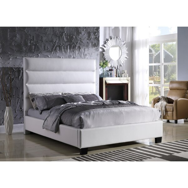 Trantham Upholstered Platform Bed by Orren Ellis