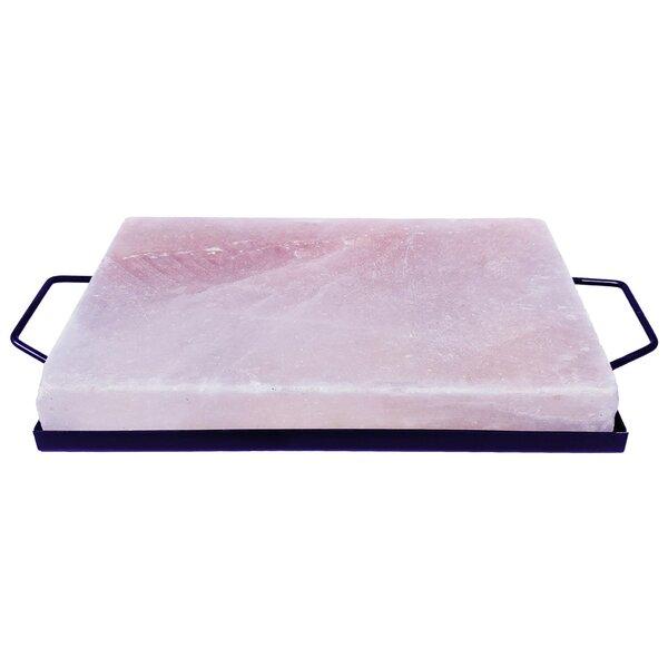 Cooking Slab Salt Plate by Zensational