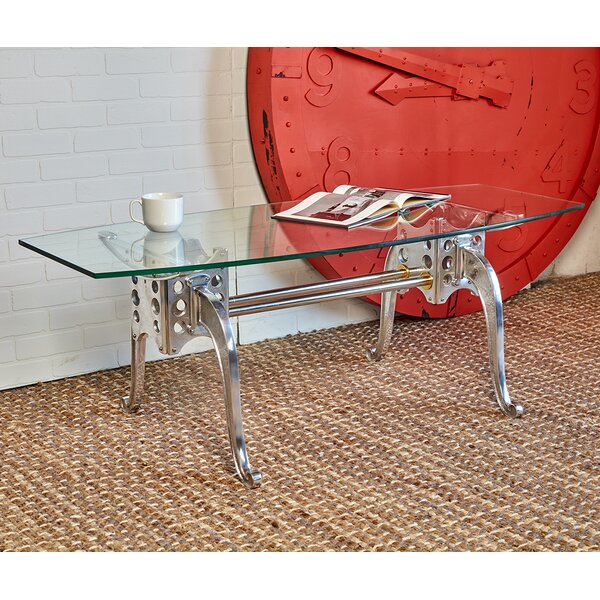 Myla Coffee Table by 17 Stories