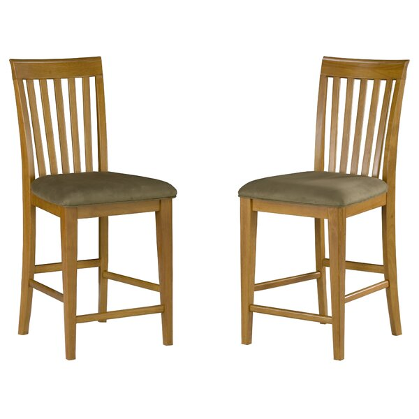 Vadlamudi 25.25 Bar Stool (Set of 2) by Red Barrel Studio