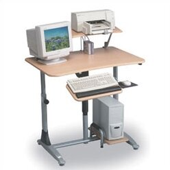 Complete Conference & Training Room Collections Ergo E. Eazy AV Cart by Balt