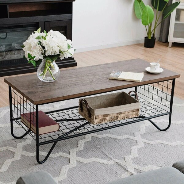 Mcallier Coffee Table By Williston Forge