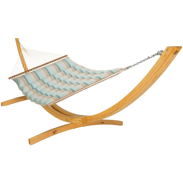 Frazier Pillowtop Double Camping Hammock by Breakwater Bay