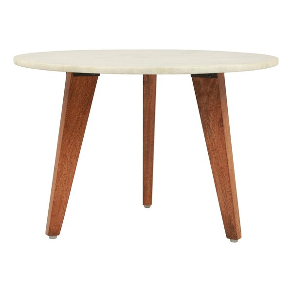 Bodie 3 Legs Coffee Table By George Oliver