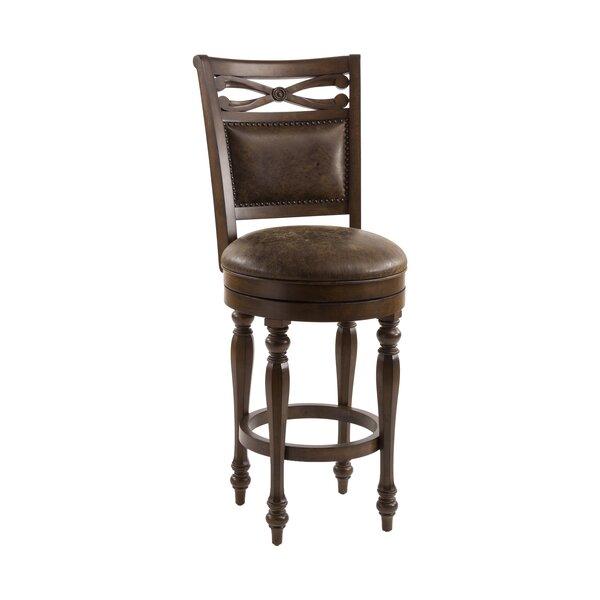Seaton Springs 26 Swivel Bar Stool by Hillsdale Furniture