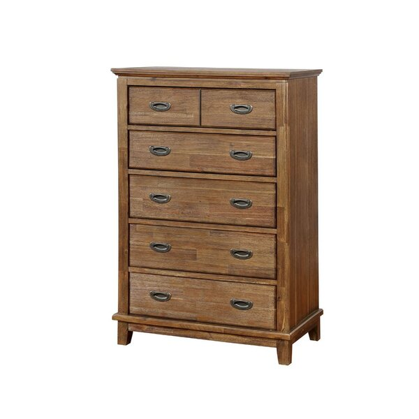 Marisa 5 Drawer Chest by Millwood Pines