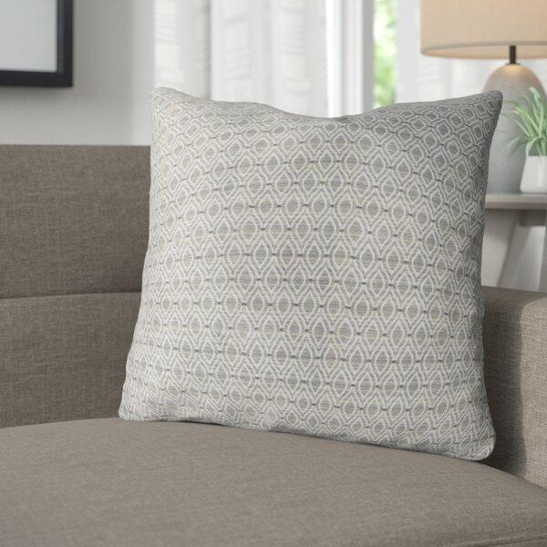 Dostal Luxury Throw Pillow by Corrigan Studio