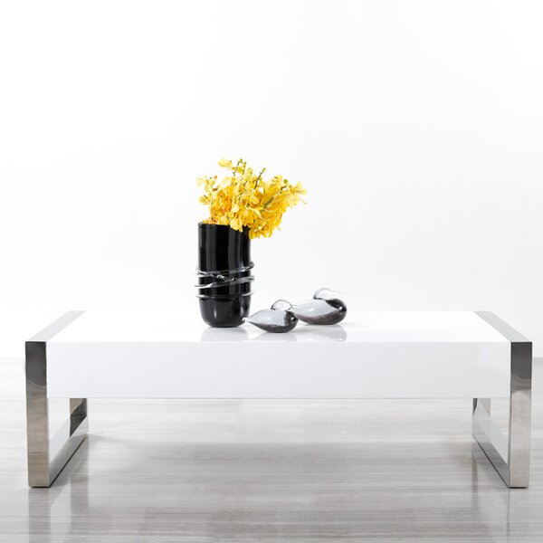 Cressona Coffee Table by Wade Logan