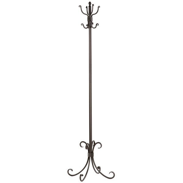 Chrisley Standing Coat Rack by Fleur De Lis Living