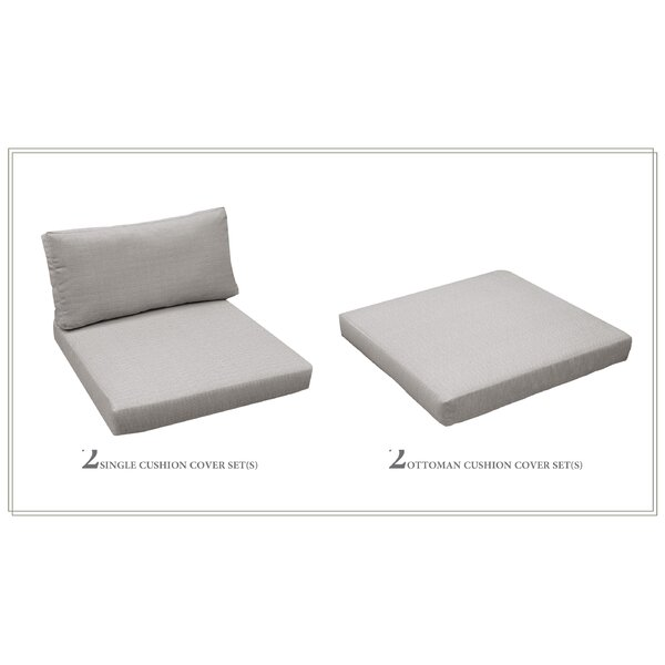 6 Piece Indoor/Outdoor Lounge Chair Cushion Set by Sol 72 Outdoor Sol 72 Outdoor