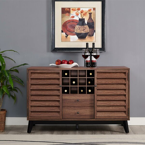 Dover Wine Bar Cabinet by Trent Austin Design
